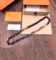 2020 Colliers de mode Mode pour cadeau Wrand Cuff Slake avec colliers en alliage Fashion Nature Bijoux avec boîte