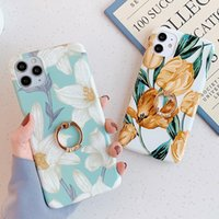 Beautiful Pressed Flower Phone Case For iPhone 12 11 Pro Max...