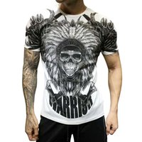 T-shirt King of Bling Crystal Crystal Shirts Shirt Mode Graphique Haut pour hommes Camisetas Hombre PP Style DY0717 TU3V