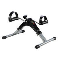 Mini Pedal Stearper Упражнение ЖК-дисплей Крытый Велосипедный Велосипед Степпер Устройство беговой дорожки для домашнего офиса Тренажерный зал