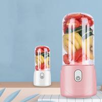 Портативные электрические соковыжимающие экстракторы домохозяйства USB аккумуляторные подарочные фрукты соковыжимающиеся фруктовые смузи мозгов блендер бутылка машины VT1877
