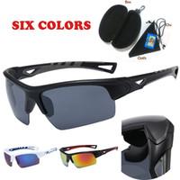 2020 Unisex Tasarımcı Kaplama Bisiklet Güneş Gözlüğü Erkekler Kadınlar Için Binme Bisiklet Güneş Gözlükleri Sunglass Gözlük Gözlük