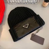 20ss США Женщины и мужчины Шапки дизайнерские уличные шапки с коротким рукавом высокая плотность хлопка зима верхних уровней материалы идеальный высококачественный шерстяной шляпа