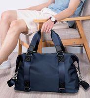 2021 Yeni Moda Çanta Çantalar kadın Seyahat Çantası Duffle Çanta Deri Bagaj Çanta Erkekler Spor Çantası Omuz Çantaları Duffel Çanta 006