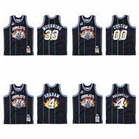 S-6XL Men 4 Dreamville x CharlotteHornissenJersey # 00 Br Remix Black Basketball Jersey