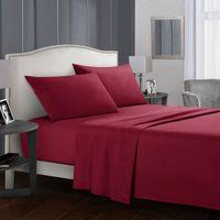 Сплошной цвет Кровать для простыня для простыня для простыня Натра матрас Стандартный классический Twin / Full / Queen / King Bedsheet Textiles Постельные принадлежности Листы кровать наборы VTKY2305