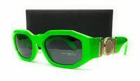 جديد 4361 النظارات الشمسية للنساء الرجال special uv حماية النساء مصمم خمر مربع مربع صغير 4361 53 ملليمتر للجنسين نظارات شمسية عالية الجودة