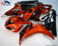 Объем корпуса для Honda CBR1000RR 2006 2007 Оранжевые наборы тела CBR1000RR 06 07 COUDLOWARE COSLEST CBR 1000 RR 2006 07 (литье под давлением)