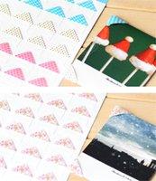 Neues Zuhause 24 Aufkleber / Blatt DIY Bunte Zusammenstellung Foto Ecke Papier Aufkleber für Fotoalben Rahmen Dekoration Paste Album Scrapbooking