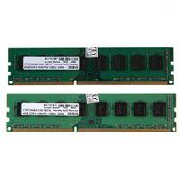 DDR3 Memory RAM PC3-12800 1600MHz 1.5V 240Pins Desktop Dimm para AMD1
