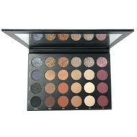 Super Hot Tati Beauty Teeshadow Palette 24 Color Vol.1 Высокий пигментационный блеск для глаз тень для глаз порошок макияж рождественские глаза косметические подарки