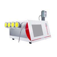 최신 ED 치료 물리적 통증 치료 시스템 충격파 장비 체외 충격파 기계 현포 상해 치료를위한