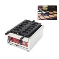 Fabricantes de pan Huevo Comercial Tela de talla Máquina Máquina Galleta Eléctrica Horno Taiwán Bocado Famoso Sandwich