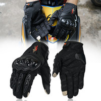 Nouveaux gants de moto Summer Touch Screen respirant Guante Luva Moto Riding Sport Gein de protections motocross gant de vélo motocross