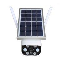 Caméras Vente Produits Caméra de sécurité IP sans fil à énergie solaire Outdoor1