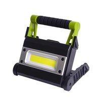 300W LED Tragbare Spotlight COB Arbeitslicht LED Tragbare Laterne Camping Licht Wasserdichte Notfallscheinwerfer
