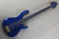 2021 струнная электрическая гитара, пожилые модуль FB 5 Bass 2006 Flea Signature стеганый клен