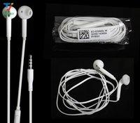300 قطعة / الوحدة سماعة في الأذن 3.5 ملليمتر مع التحكم في مستوى الصوت مع مايكروفون لسامسونج غالاكسي S6 حافة S7 S5 S4 S3 ملاحظة 5 4 3
