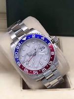 Master of Luxury Wrist Watch Hacer anillo de cerámica Movimiento Movimiento Mecánico Reloj Mecánico Movimiento Movimiento Mecanico RelojesPorts Mechanica