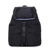 Mochila de designer para mulheres e homens top qualidade espaçoso back pack para senhoras nylon string sacos laptop para saco de pacote feminino saco frete