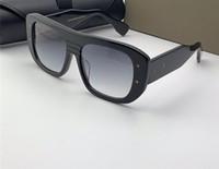 그랜드 크루 DRX2058 선글라스 남성 탑 금속 빈티지 패션 스타일 사각형 프레임 야외 보호 UV 400 렌즈는 상단으로 판매 된 케이스와 함께 제공