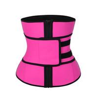 Талия Поддержка Фитнес Спортивный тренажер для похудения ремень для тела Shapper Shim для женщин Tummy Control Ремень ремешок для крепления корсет триммер