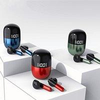 Pille Design J28 Tws Kopfhörer Bluetooth Wireless Headset Wasserdichte Deep Bass Ohrhörer True Wireless Stereo Kopfhörer Sport Kopfhörer