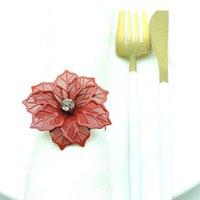 냅킨 반지 테이블 냅킨 홀더 결혼식 연회 파티 디너 파티 생일 결혼식 장식 테이블 장식 골드 실버 PPE4504