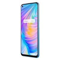 Original Realme Q2 5G Handy 6 GB RAM 128 GB ROM MTK 800U Octa-Core Android 6.5 Zoll Full Screen 48MP Fingerabdruck-ID intelligentes Handy