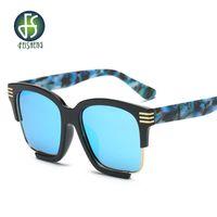 نظارات شمسية الصيف كامو النفوذ نظارات بولارويد 2021 للنساء الرجال الاستقطاب البصرية خمر الرجعية الكلاسيكية مرآة نظارات نظارات