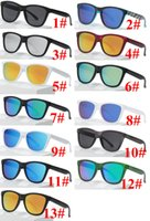 جديد تماما نظارات شمسية الرياضة نظارات للرجال النساء الدراجات القيادة الشمس الزجاج uv400 مصمم نظارات موك = 10 قطع سفينة سريعة