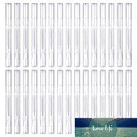 30pcs 3ml 5ml ongles vides ongles stylo à ongles avec pinceau Astuce Cosmétique Lèvre Gloss Conteneur Applicateurs de croissance de cils Tube liquide