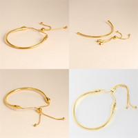 Bracelets plaqués or jaune 18 carats pour le bracelet en argent sterling Pandora 925 pour femmes avec cadeau original 58 m2