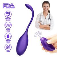 Bolas de Kegel Elétricas de Controle Remoto - Exercícios Piso pélvico, Vibrador Vaginal Brinquedos Sexuais Para Mulheres, Vibrando Egg Masturbator