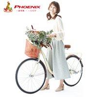 도매 20''24''26 ''여성 자전거 성인 레트로 도시 학생 자전거 드럼 브레이크 자전거의 경우 여성 bicicleta bicicletas을 bisiklet