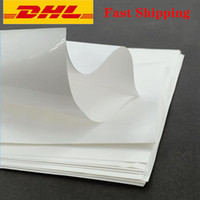 6 Sizes White Sublimation Accessory Shrink Film Wrap Paper F...