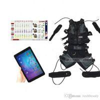 Gimnasio Uso Muscle Estimulador EMS Xbody Training EMS Beauty Device Xbody Ems Ropa interior Lyocell Poliamied Elastan Traje de entrenamiento