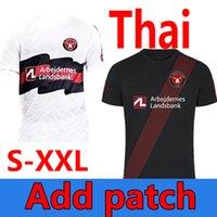 Taille S-4XL FC Midtjylland Custom Soccer Jerseys 2020 2021 Kaba Dreyer Sisto Mabil Sviatchenko Evander Hommes Football Shirts Fodbold Tøj
