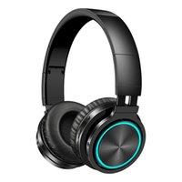 Auriculares Bluetooth sobre oído con MIC 36H Playtime SNR Sensibilidad 108dB, Grado de distorsión 3%, Estéreo de alta fidelidad Bluetooth 5.0 Supoort TF CARD WI
