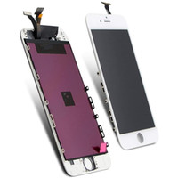 Cep Telefonu Ekranı iPhone Mobil LCD Ekran Digitizer Iphone 6P 5.5 inç