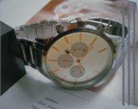 Schöne gute neue uhr einfache designer uhr luxus schwarz blau rose gold männer edelstahl armbanduhr uhr männer