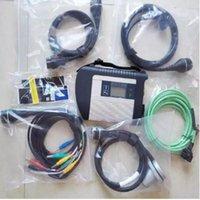 أدوات التشخيص 2021.09 الإصدار جودة عالية MB ستار C4 واجهة SD اتصال تشخيص نظام DAS Compact 4 المضاعف لأداة BERS DIAG