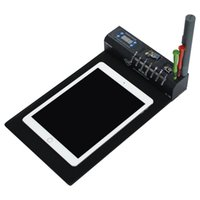 多機能収納ボックスが付いているTBK-568R 220V真空LCDの温度コントローラのタッチスクリーンのガラスのセパレーター機械