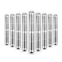 5PCS / 10PCs alkalisk väte vattensticka Quantum scalar jonizer naner energi pH vatten pinne hushållsresor Vatten dricksverktyg 201105