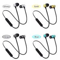Neue XT11 Bluetooth Kopfhörer Sport Magnetische Stereo Sport Wasserdichte Ohrhörer Wireless In-Ear-Headset mit Mikrofon für Samsun