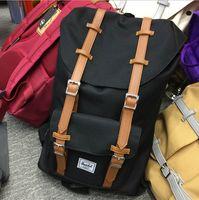 Designer-de fornecimento Canadá Outdoor Backpack Moda H Marca Backpack 18 cores Hight qualidade Bolsa Escola 14.5L / 25L frete grátis