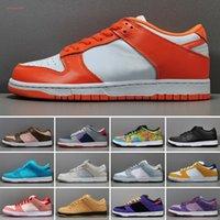Nike SB Dunk Low Тень коренастые мужские повседневные туфли Трэвис Скоттс Viotech Plum Panda Pegen LX Холст белый серый мгновенные низкие мужчины женские кроссовки