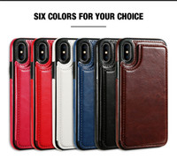 For iPhone 12 11 Pro X XS MAX XR 7 8 Plus Wallet Phone Case ...