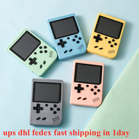 Gift Macaron Retro Video Console Game Handheld Game Players ...