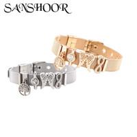 Árvore de jóias de sânshoor de penas de vida encantos de corrediça apto ajustes de bracelete de malha de aço inoxidável para as mulheres como o melhor presente da mãe